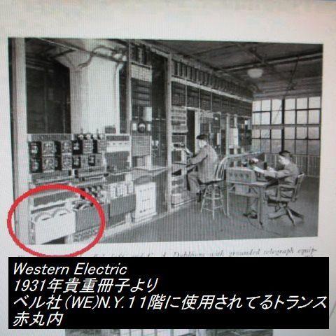 #~【 方向性有 WE純正線材 単線の最高峰/Sp Ver.】長さ1m RCAシールドケーブル ウエスタンの定番 Western Electric _画像5