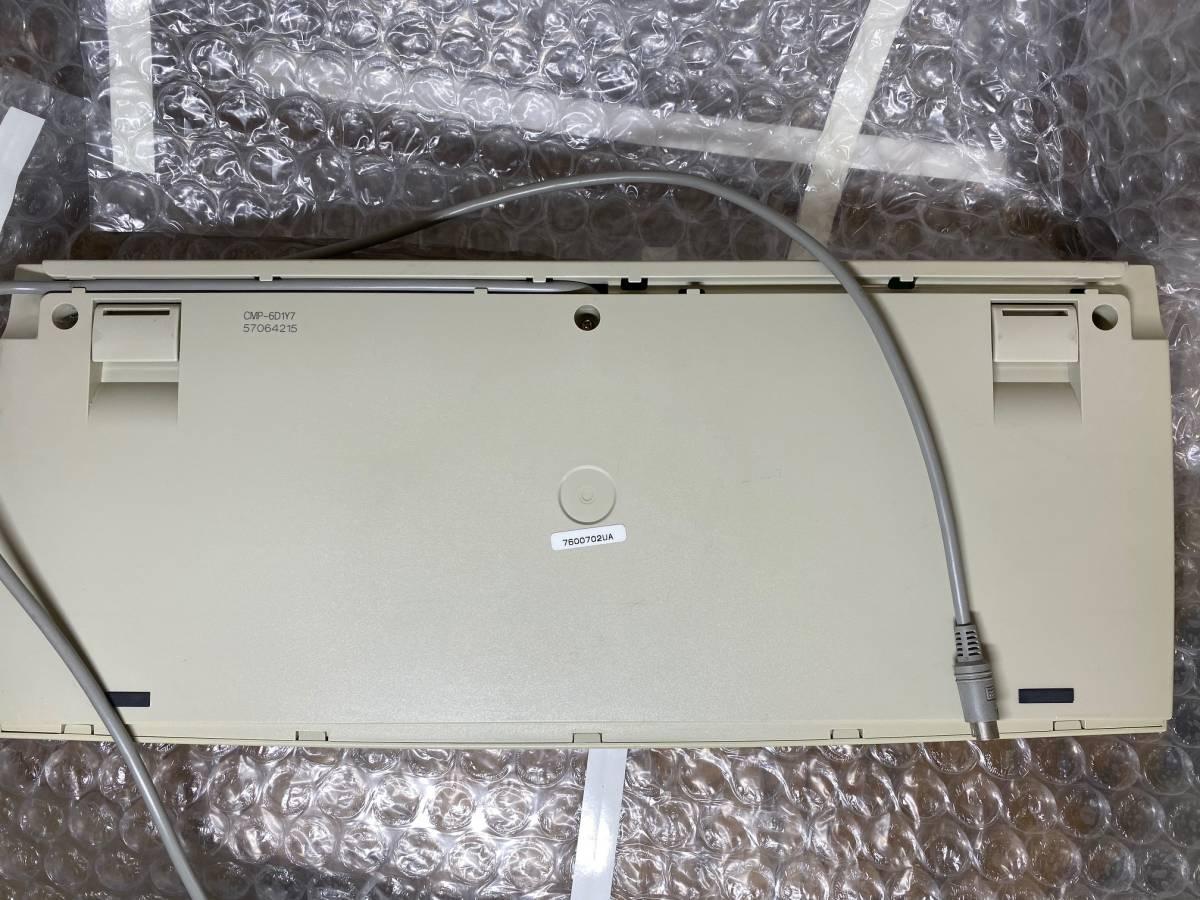 NEC 純正PC-98 キーボードCMP-6D1Y7_画像2