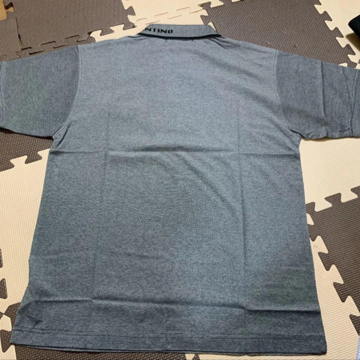 メンズ半袖ポロシャツ  サイズM