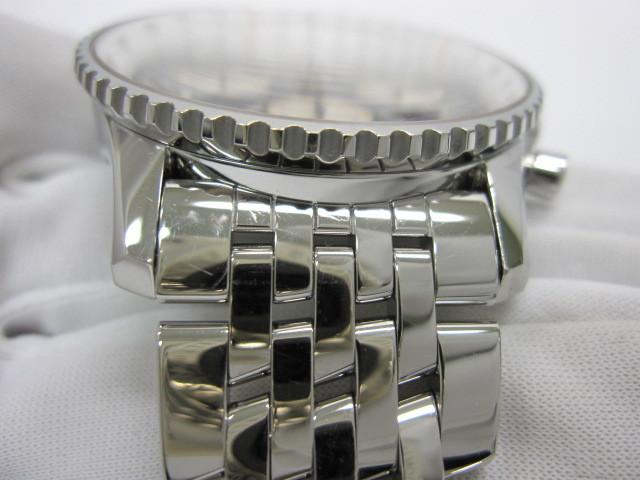 下松)BREITLING ブライトリング 腕時計 ナビタイマー スーパーコンステレーション A232BSCNP 自動巻き 世界限定 ブラック ◆FM0321_画像8