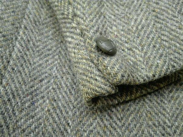 【ヴィンテージ/ジャケット】Dunn&Co ダンコー テーラードジャケット HARRIS TWEED ハリスツイード WOOL100% 英国 古着 レトロ メンズ_画像7