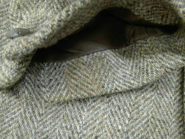 【ヴィンテージ/ジャケット】Dunn&Co ダンコー テーラードジャケット HARRIS TWEED ハリスツイード WOOL100% 英国 古着 レトロ メンズ_画像8