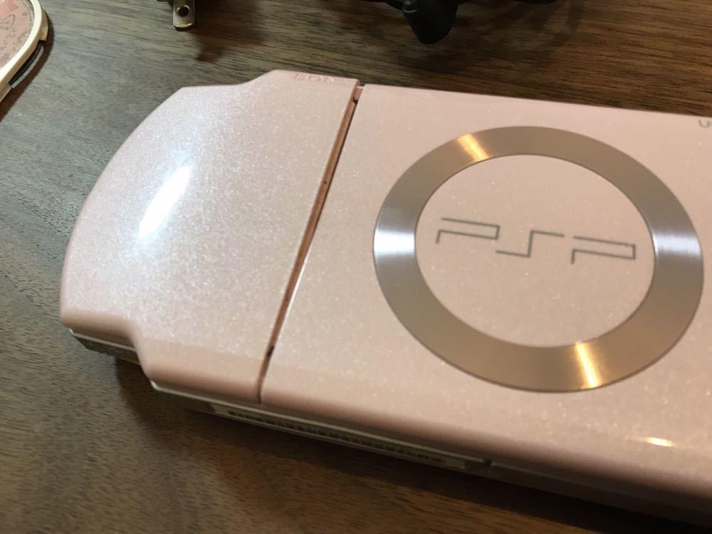 PSP 2000 訳あり 難あり ジャンク ジャンク品扱い PCH-2000 美品_画像4
