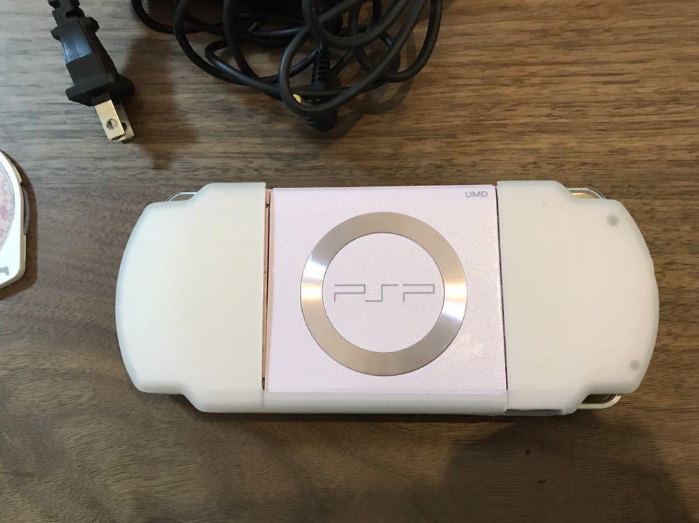 PSP 2000 訳あり 難あり ジャンク ジャンク品扱い PCH-2000 美品_画像3