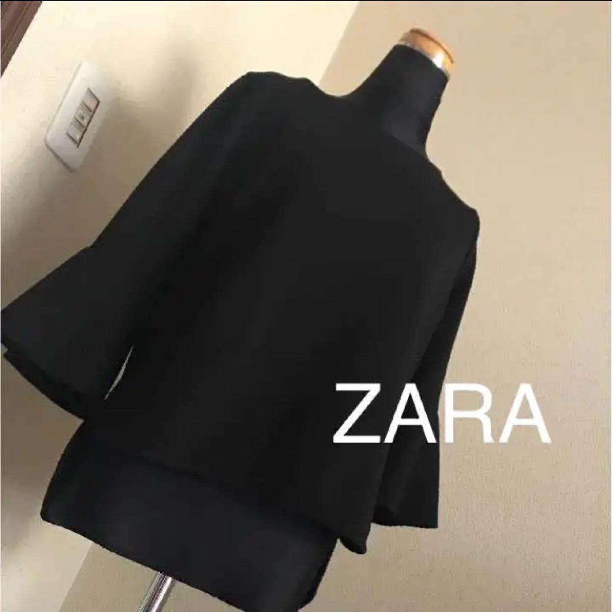 ZARA カットソー 美品
