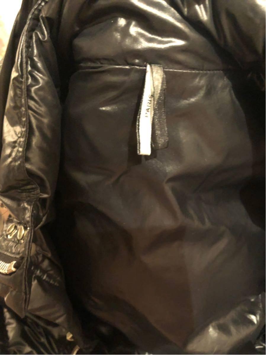 Dior ディオール ダウンジャケット 48 取り外し可能 ダウン CD クリスチャン 本物 正規品 2way_画像5