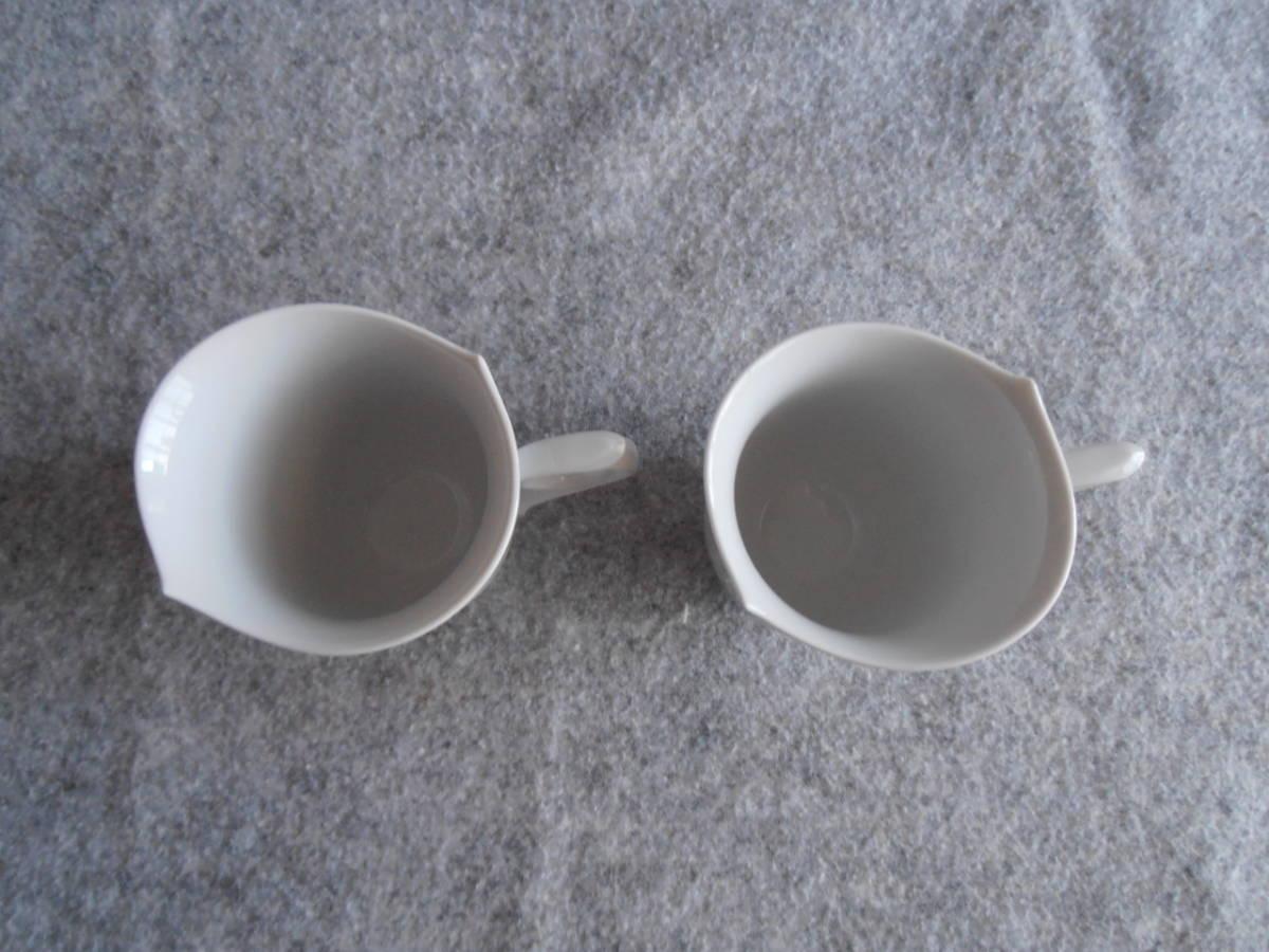 送料込 即決 マイセン Meissen マイセンマーク コーヒーカップ 825001/28572 2個セット 双剣_画像3