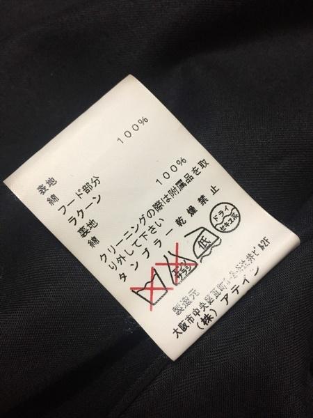 人気☆【itazura】リアルファー トレンチコート イタズラ_画像8
