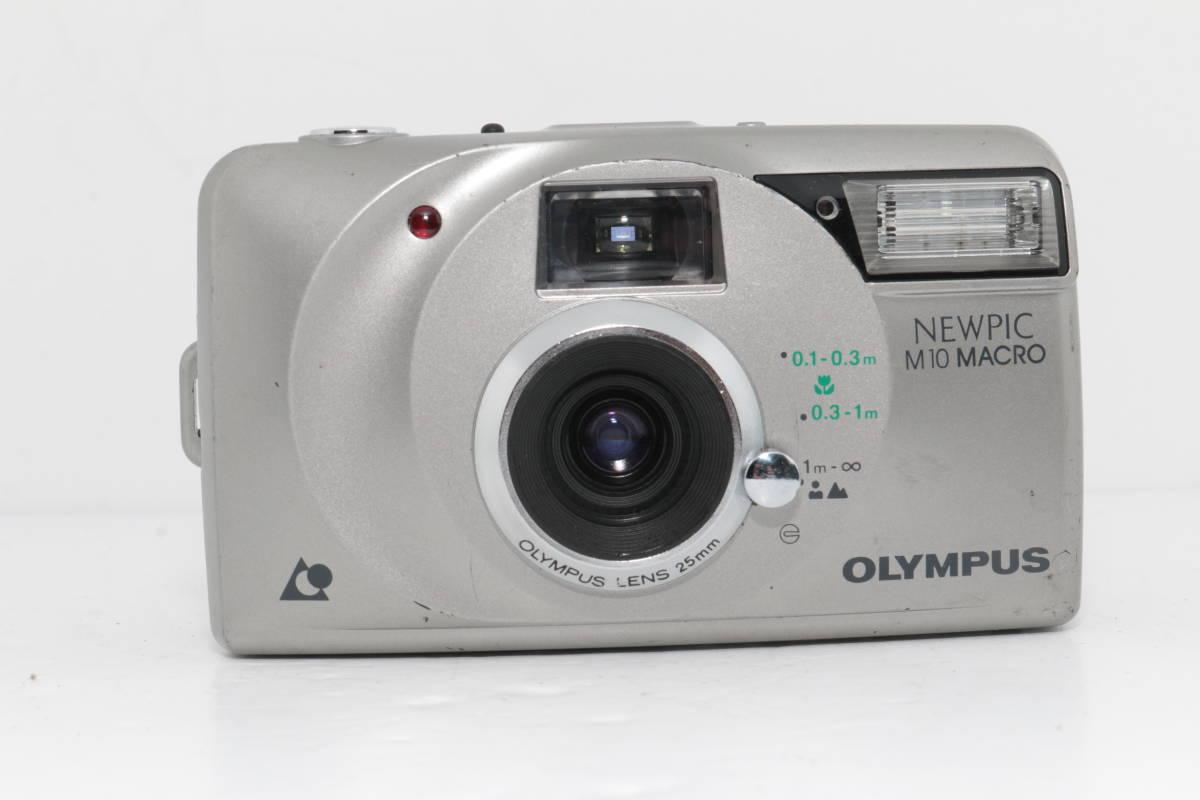 ★極上品★ オリンパス OLYMPUS NEW PIC M10 MACRO #803_画像2