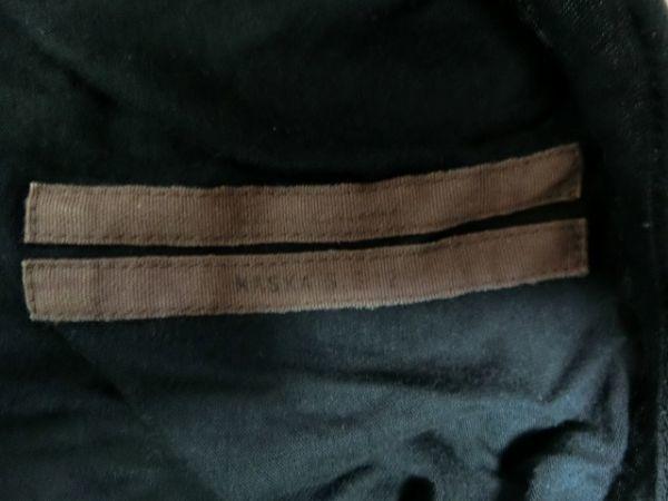 Rick Owens カットソー Tシャツ ブラック リックオウエンス_画像3