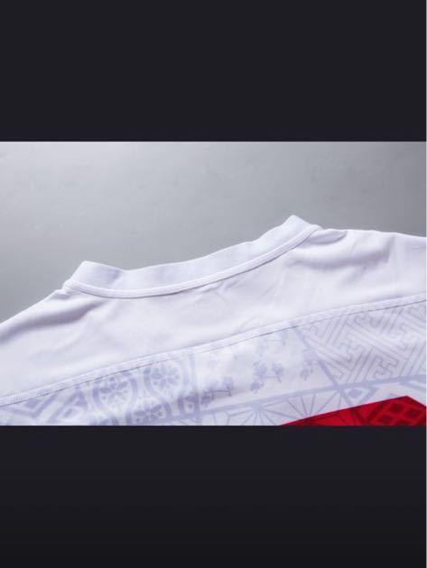 RWC2019 ラグビー日本代表 HOME 1st ユニフォーム 正規品 XLサイズ CANTERBURY カンタベリー レプリカ ラグビーワールドカップ2019 JAPAN _画像7