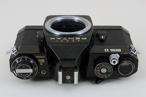 【シャッターOK♪メーター稼働♪】 ASAHI PENTAX ES II 2型 710 旭光学 アサヒ ペンタックス ELECTRO SPOTMATIC Electronic Shutter M42_画像4