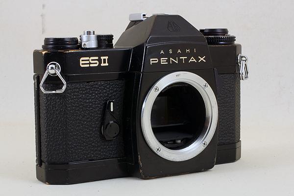 【シャッターOK♪メーター稼働♪】 ASAHI PENTAX ES II 2型 710 旭光学 アサヒ ペンタックス ELECTRO SPOTMATIC Electronic Shutter M42_画像6