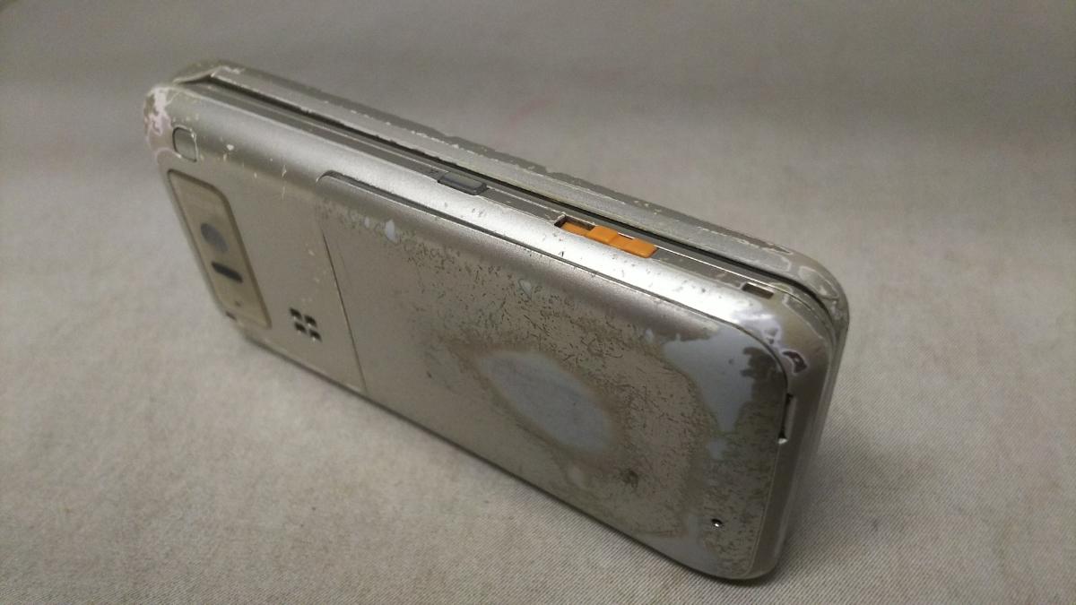 SoftBank かんたん携帯 108SH #79 SHARP ガラケー ケータイ 簡易動作確認&簡易清掃&初期化OK 送料無料 判定〇 _画像7