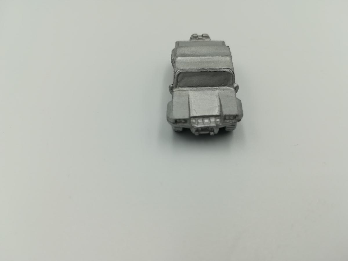 スーパーカー 消しゴム 管理番号031 ランボルギーニチーター シルバーメタリック 当時物 昭和レトロ 希少_画像6