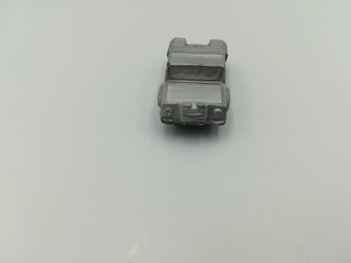 スーパーカー 消しゴム 管理番号031 ランボルギーニチーター シルバーメタリック 当時物 昭和レトロ 希少_画像7