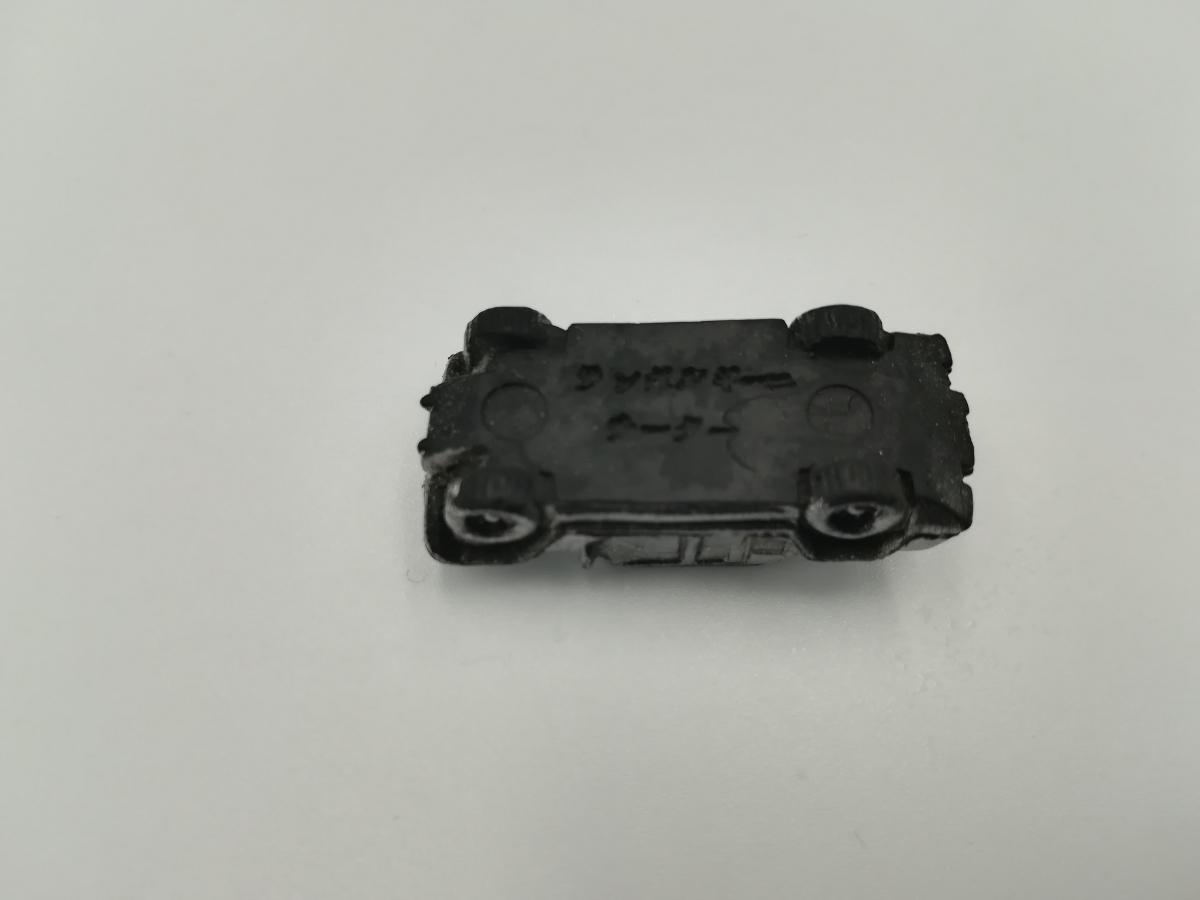 スーパーカー 消しゴム 管理番号031 ランボルギーニチーター シルバーメタリック 当時物 昭和レトロ 希少_画像8