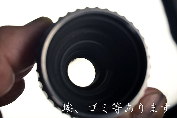 カメラ アクセサリー レンズ KODAK ANASTIGMAT F2.7 15mm U.S.A 中古_画像2