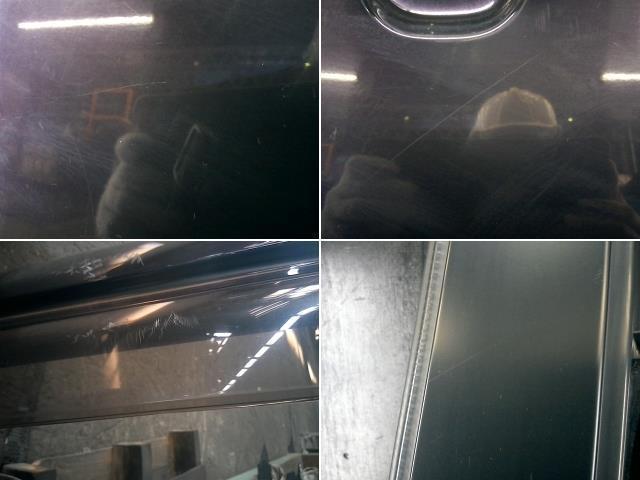 H23年 ルークス ハイウェイスターリミテッド ML21S 左リアドア ZED パワースライド付_画像4