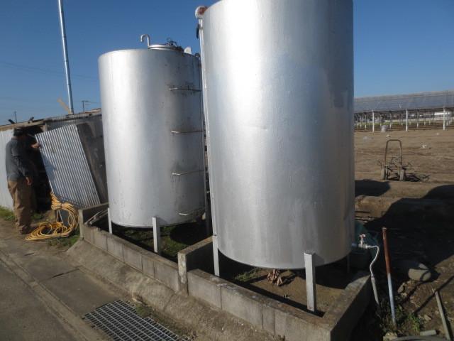 ハウス用A重油タンク・燃料タンク2000L NO1_画像2