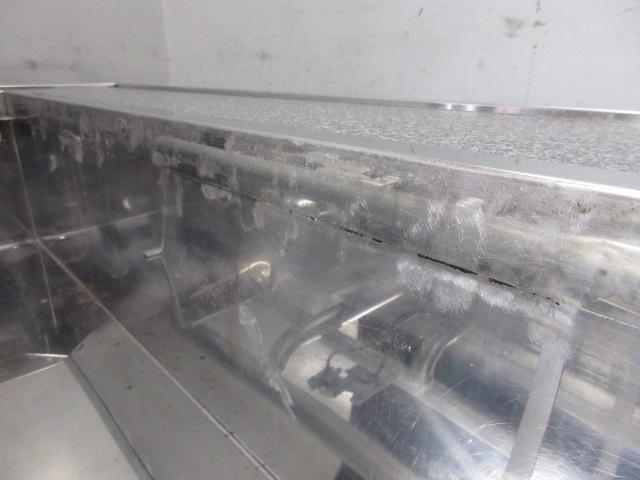 11-34322 中古 鉄板カウンターテーブル 都市ガス 1060×780×760 お好み 鉄板焼き 焼肉 焼きそば うどん もんじゃ ホルモン焼き 店舗 業務_画像5