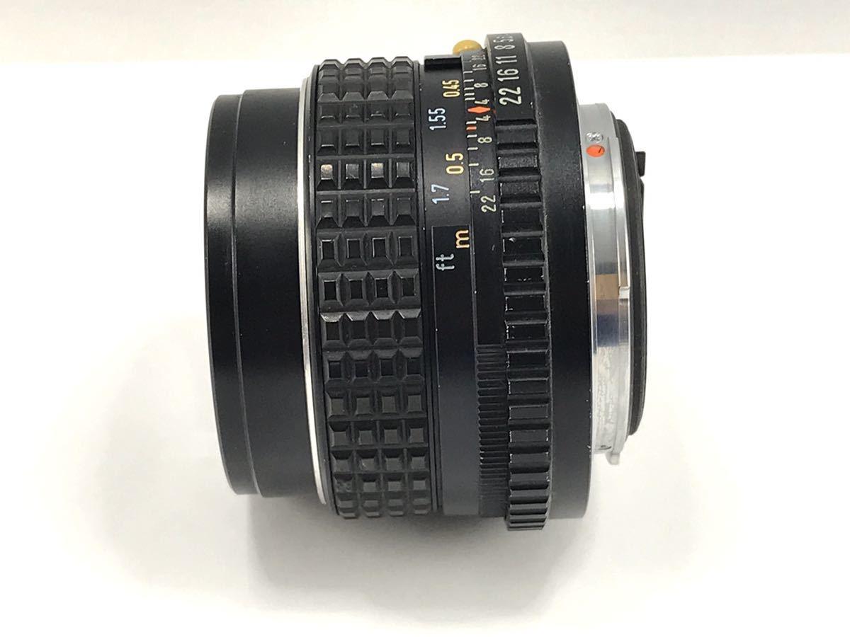 ★外観美品★ ペンタックス PENTAX SMC M 50mm F1.4 #130_画像2