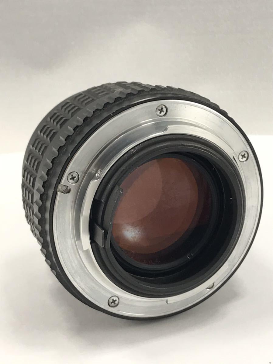 ★外観美品★ ペンタックス PENTAX SMC M 50mm F1.4 #130_画像3