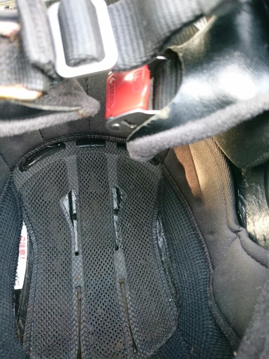 SHOEI フルフェイスヘルメット NEOTEC サイズM 送料着払い_画像3