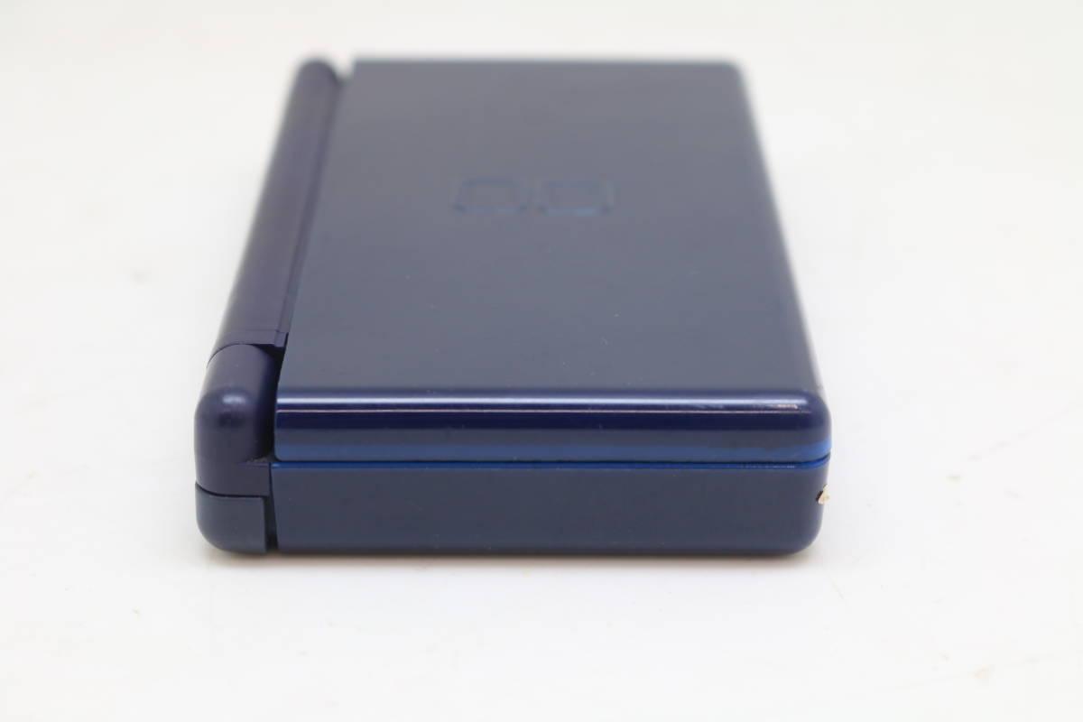 【1円~】【送料無料】【動作品】 Nintendo/任天堂 USG-001 DS Lite ゲーム機 ライト ネイビー_画像9