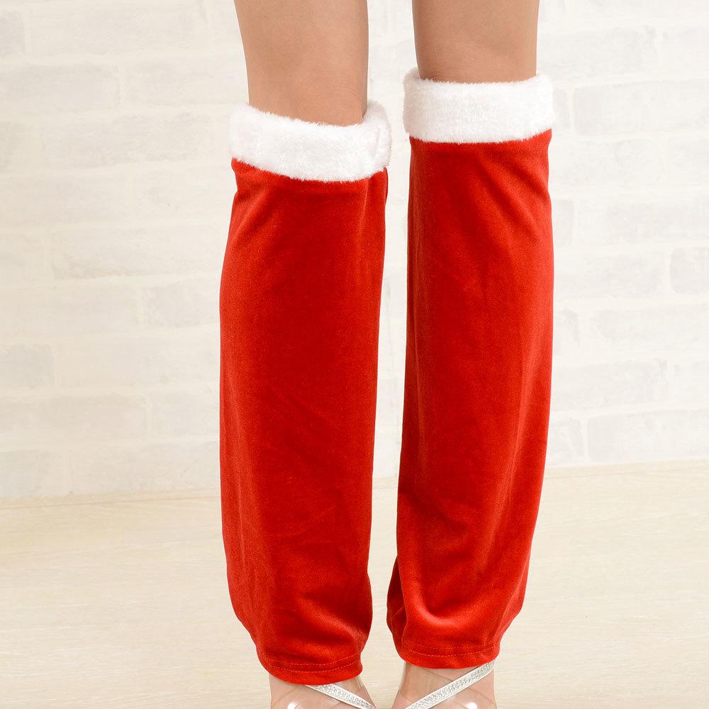 【クリスマス】 セクシーサンタさん 【コスプレ】 4点セット サンタコスチューム 衣装 パーティー/キャバドレス チャムドレス_画像8