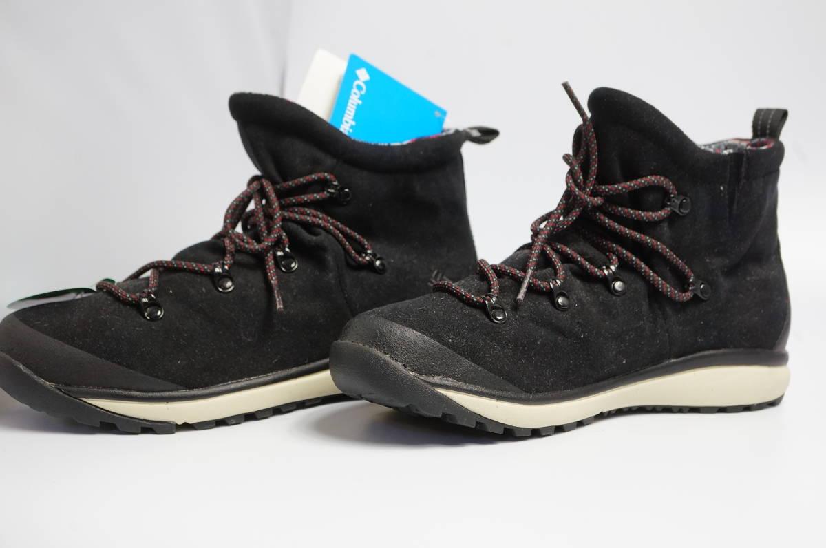 *未使用/Clombia コロンビア 919 Mid 16 Omni-Tech 27cm ◆YU3798 クイックミッド オムニテック トレッキングシューズ  ブーツ BK_画像6