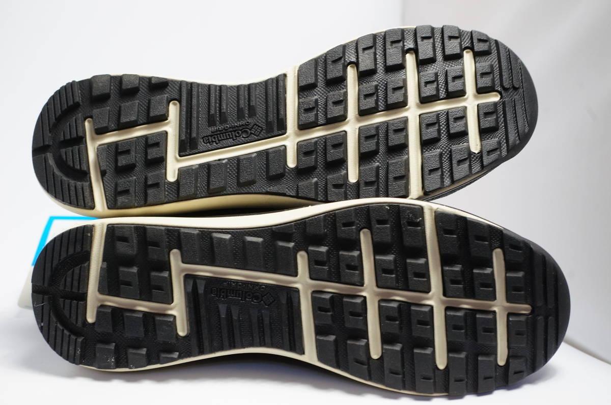 *未使用/Clombia コロンビア 919 Mid 16 Omni-Tech 27cm ◆YU3798 クイックミッド オムニテック トレッキングシューズ  ブーツ BK_画像4