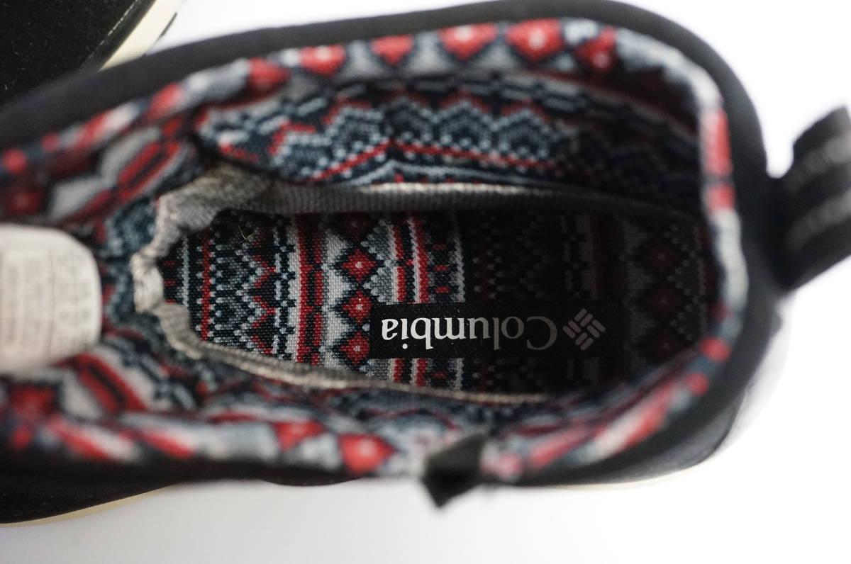 *未使用/Clombia コロンビア 919 Mid 16 Omni-Tech 27cm ◆YU3798 クイックミッド オムニテック トレッキングシューズ  ブーツ BK_画像7