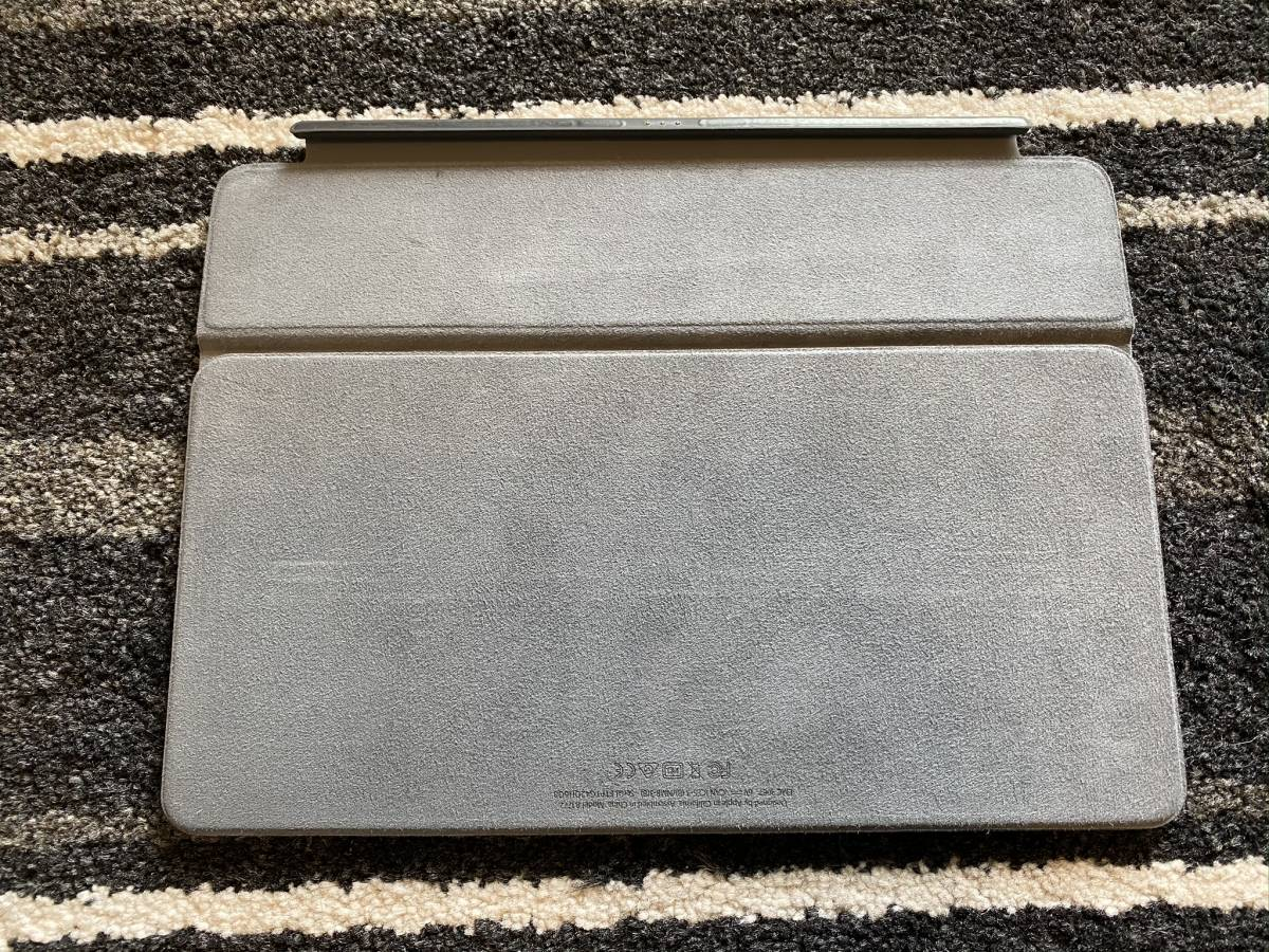 ★Apple純正 Smart Keyboard iPad Pro 9.7用 USタイプ MM2L2AM/A 送料無料★_画像3