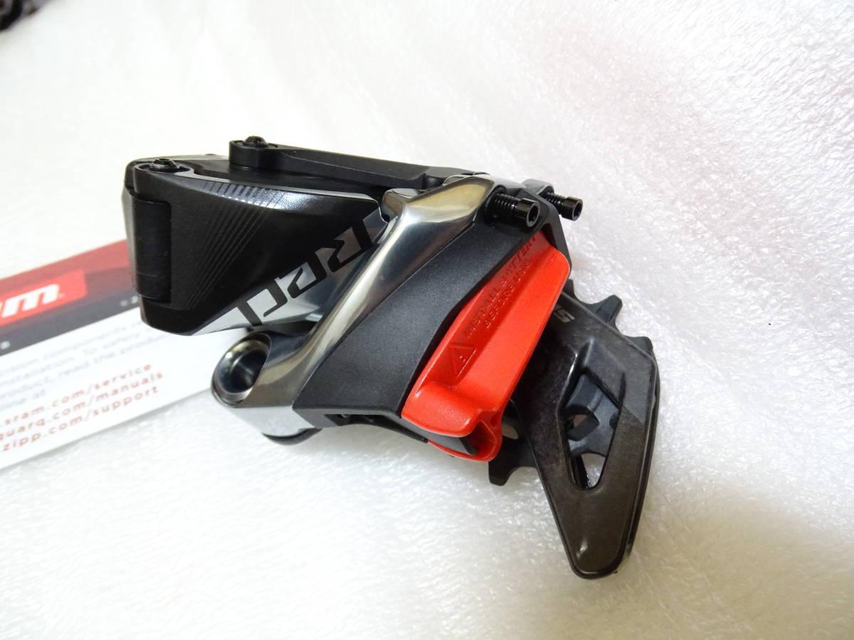 新品 SRAM RED ETAP AXS 12速 電動 リアディレイラー _画像2
