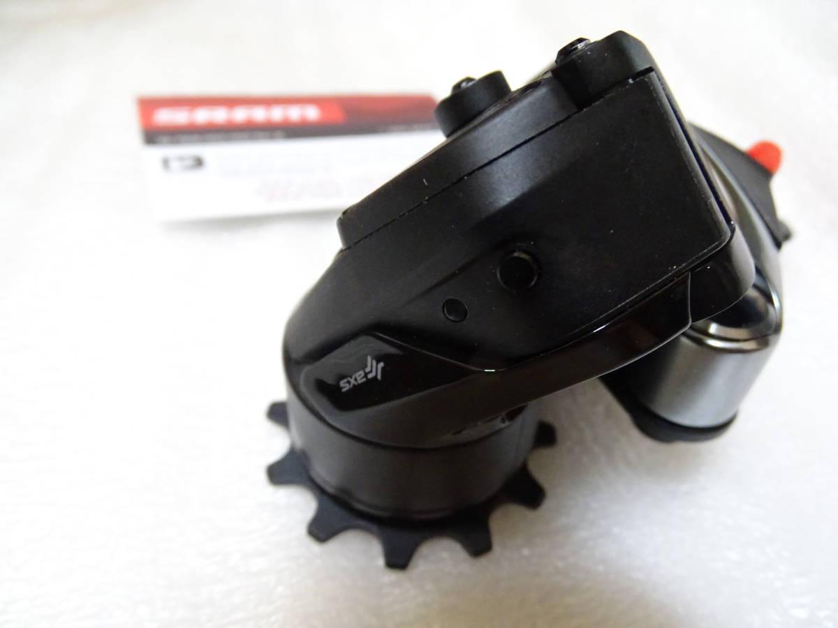 新品 SRAM RED ETAP AXS 12速 電動 リアディレイラー _画像5