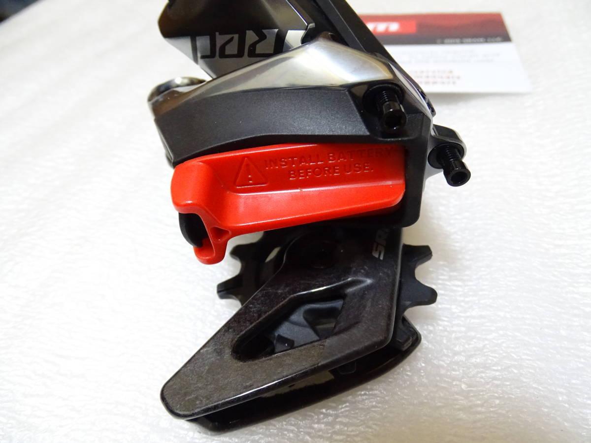 新品 SRAM RED ETAP AXS 12速 電動 リアディレイラー _画像8