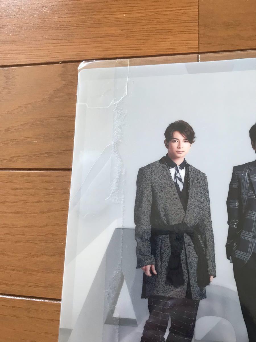 嵐  クリアファイル ジャポニズム コンサートグッズ 公式 ライブ