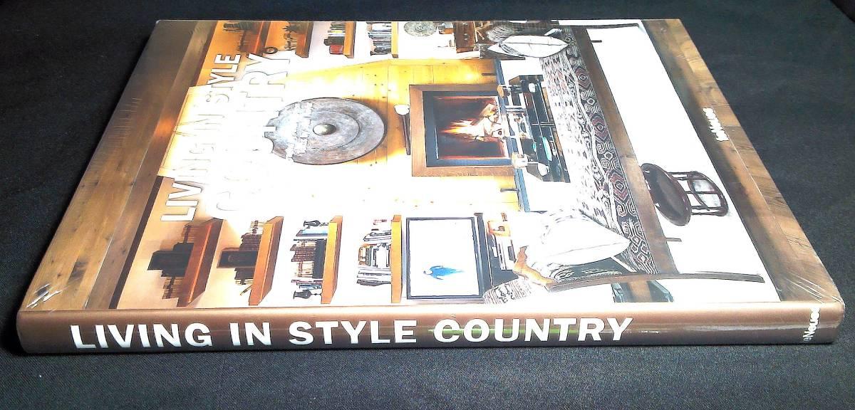 <洋書>カントリースタイルの生活 写真集『Living in Style COUNTRY』~欧米風・田舎暮らし_画像3