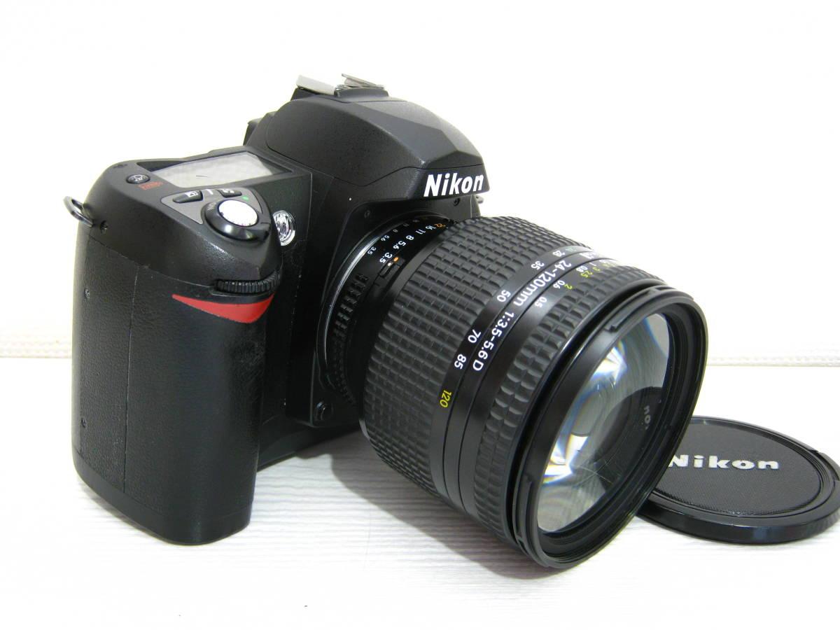 ★★【 Nikon D70 / AF nikkor 24-120 】 ボディ + レンズ セット?