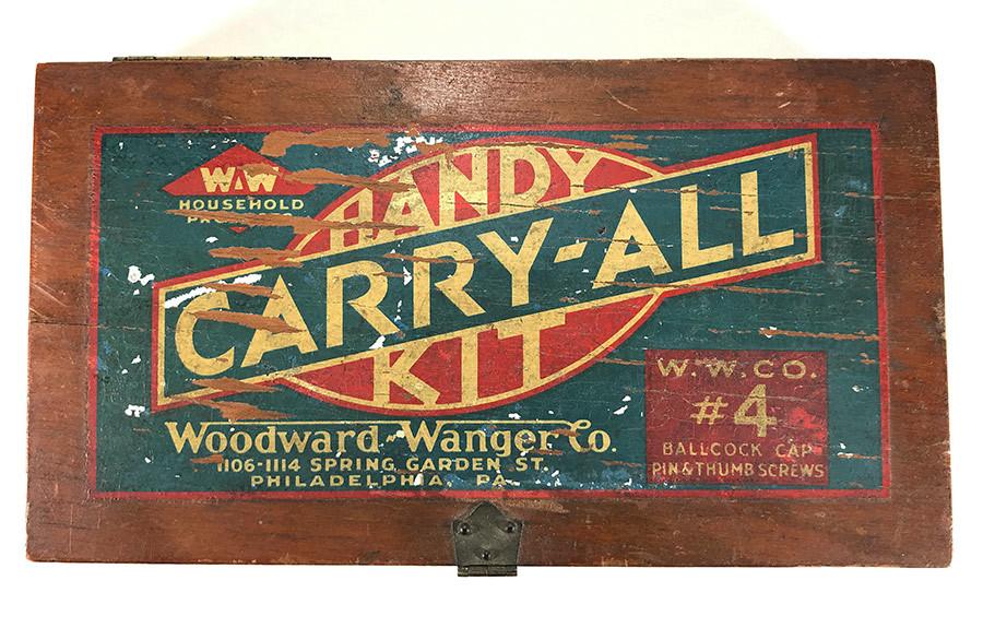 1930's アドバタイジング 木製 小物入れ/パーツ/ボックス/USA/収納/ハンガー/店舗什器/ハンガー/o.c.white/ランプ/照明/ハーレー/ボバー_画像3