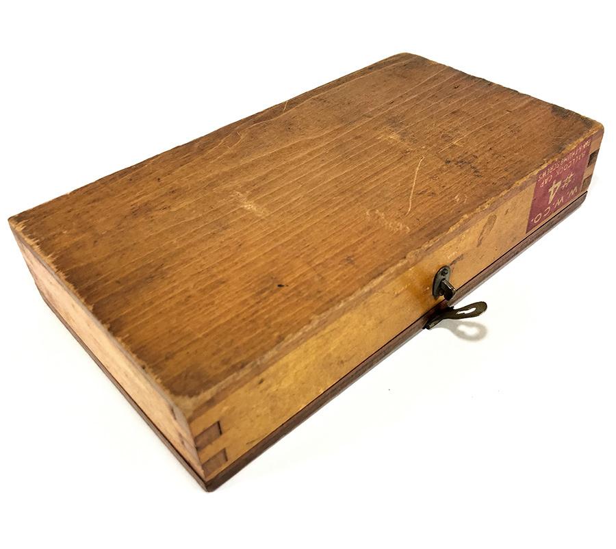 1930's アドバタイジング 木製 小物入れ/パーツ/ボックス/USA/収納/ハンガー/店舗什器/ハンガー/o.c.white/ランプ/照明/ハーレー/ボバー_画像10