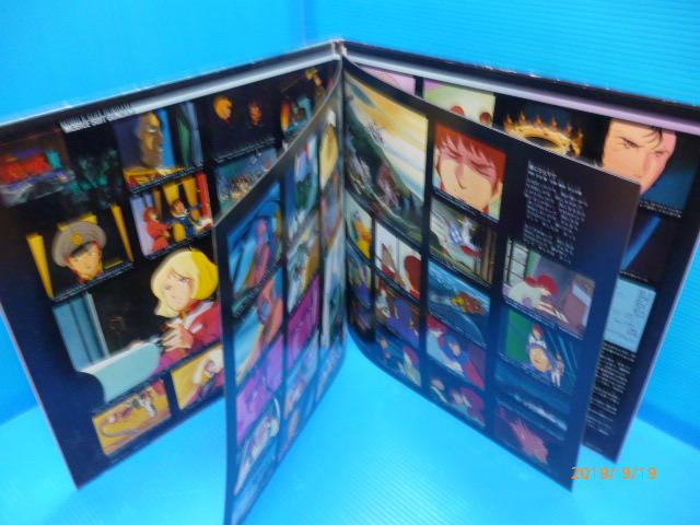 まとめ買い歓迎 レコード 機動戦士ガンダム 哀・戦士 2枚セット 動作確認無 ジャンク品 ヤマト80サイズ[D-040]_画像5