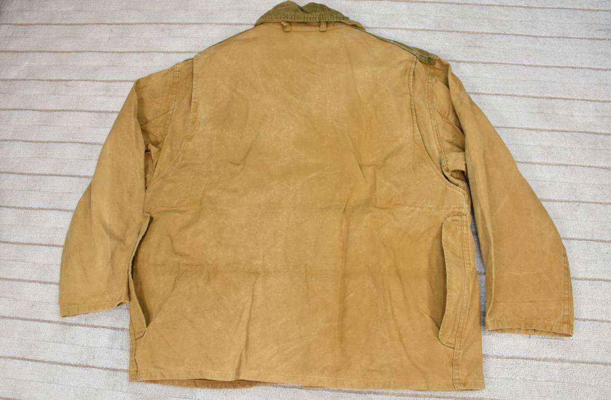 50s ハンティング ジャケット USA製 ビンテージ /5927 501 101 200 505 511 606_画像3