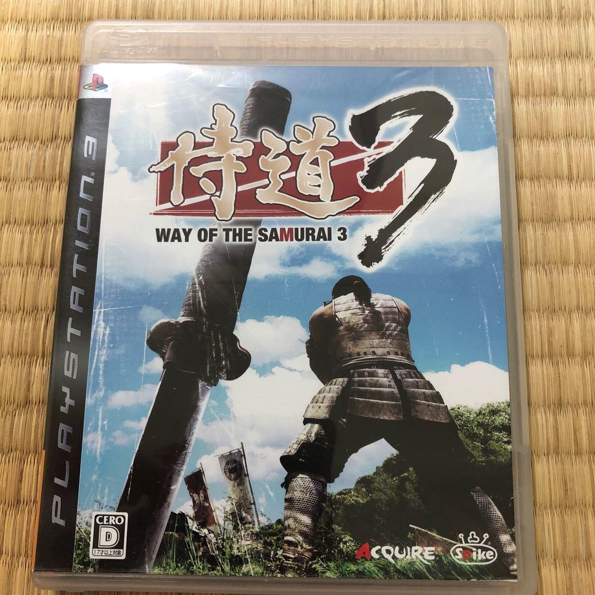 PS3 侍道3☆自由アクションゲーム!土下座もできます!(°▽°)