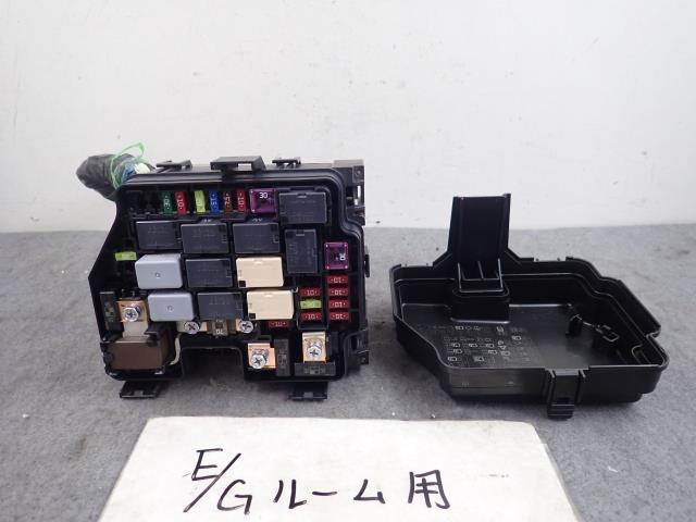 N-BOX DBA-JF1 ヒューズボックス エンジンルーム内用_画像2