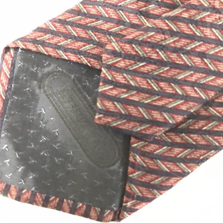 Tiffany&Co ティファニー ネクタイ イタリア製 シルク100%_画像3