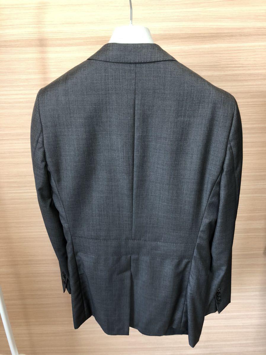 UNITED ARROWS ユナイテッドアローズ テーラード ジャケット size2 グレー スリムジャケット