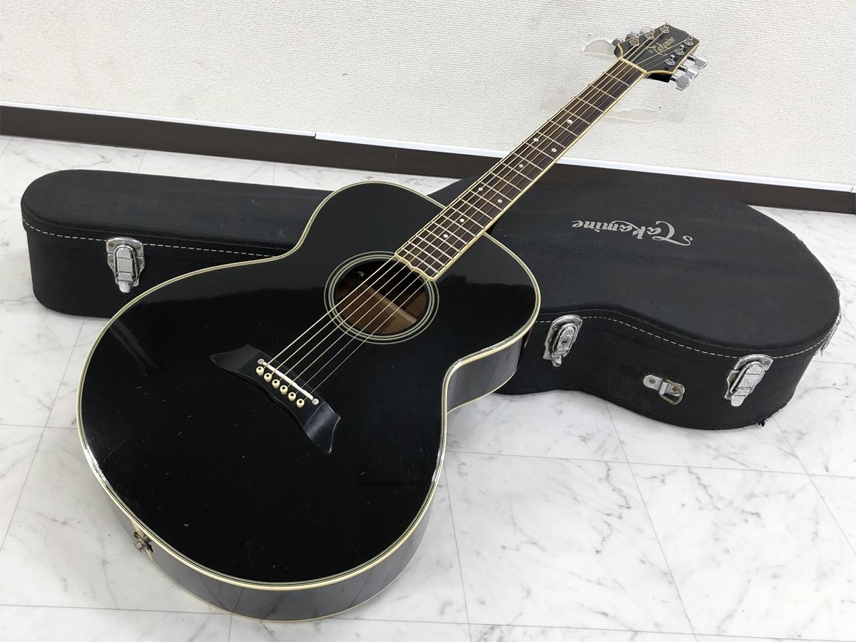 TAKAMINE PT-105 エレアコ 専用ハードケース付き  タカミネ アコースティックギター