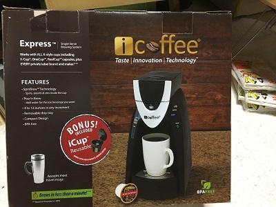 コーヒーーメーカー